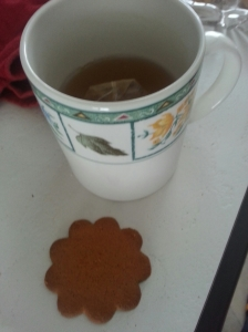 ginger thins are a delicious accompaniment to black tea