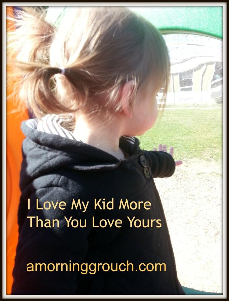i love my kid 2