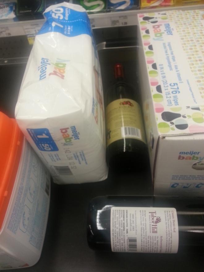 wine groceries
