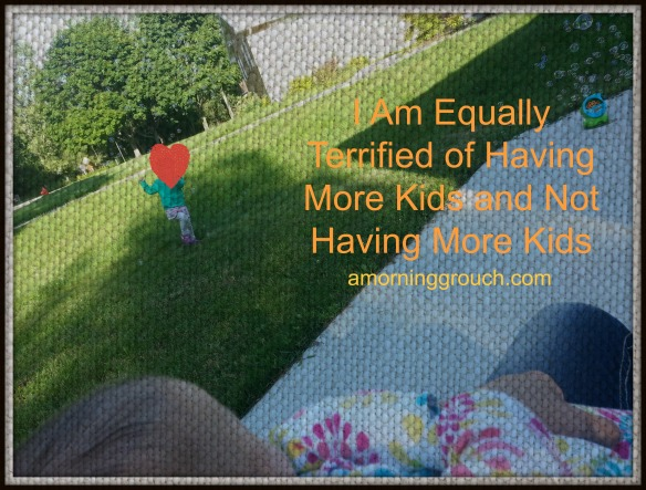 more kids