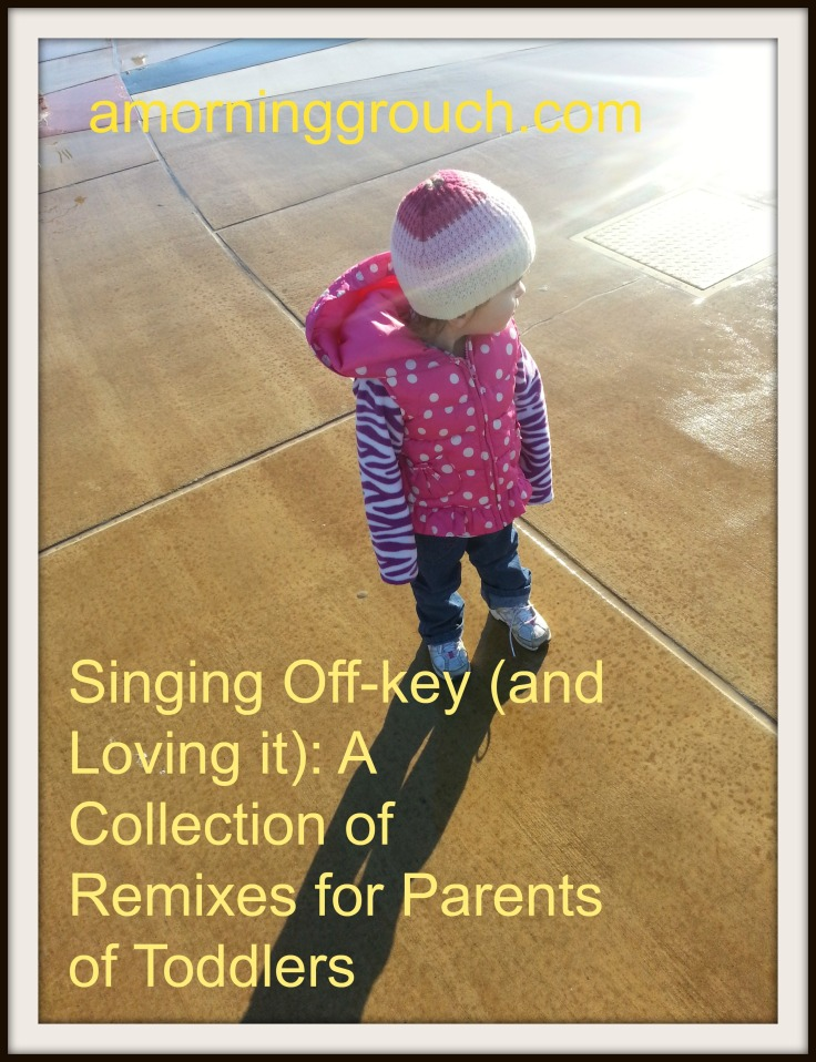 Songs for toddlers. Toddlers love to sing!