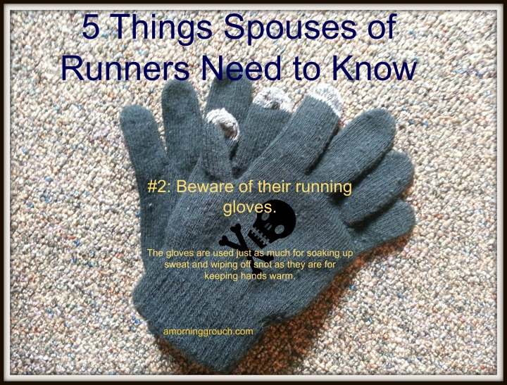 5 Things Spouses of Runners Need to Know