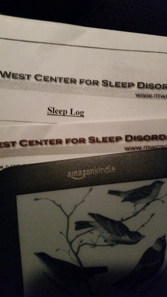 sleep study 2